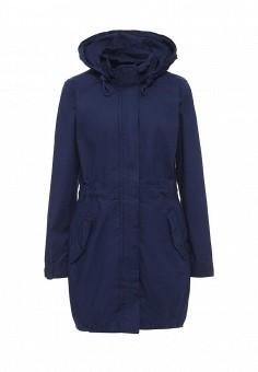 Парка, Levi's®, цвет: синий. Артикул: LE306EWPIV40. Женская одежда / Верхняя одежда / Парки