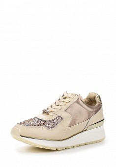 Кроссовки, Liu Jo, цвет: бежевый. Артикул: LI687AWOQE37. Премиум / Обувь