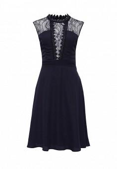 Платье, LOST INK, цвет: синий. Артикул: LO019EWMWW39. Женская одежда