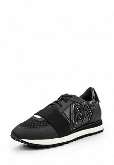 Кроссовки, Lola Cruz, цвет: черный. Артикул: LO688AWNTS42. Премиум / Обувь / Кроссовки и кеды / Кроссовки