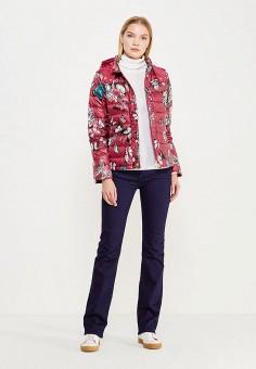 Куртка утепленная, Max&Co, цвет: розовый. Артикул: MA111EWUBZ30. Женская одежда / Верхняя одежда / Пуховики и зимние куртки
