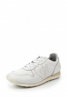 Кроссовки, Marc O'Polo, цвет: белый. Артикул: MA266AWPVL37. Женская обувь / Кроссовки и кеды / Кроссовки