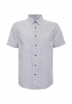 Рубашка, Modis, цвет: белый. Артикул: MO044EMSXP09. Мужская одежда / Рубашки