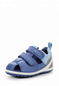 Сандалии LITE INFANTS SANDAL ECCO, цвет: синий. Артикул: MP002XG00020. ECCO