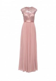 Платье, To be Bride, цвет: розовый. Артикул: MP002XW0DPB5. Женская одежда / Платья и сарафаны / Вечерние платья