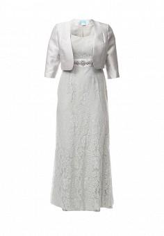 Платье, To be Bride, цвет: серый. Артикул: MP002XW0DPJX. Женская одежда / Платья и сарафаны / Вечерние платья