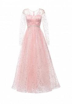 Платье, To be Bride, цвет: розовый. Артикул: MP002XW13H0B. Женская одежда / Платья и сарафаны / Вечерние платья