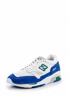 Кроссовки, New Balance, цвет: белый. Артикул: NE007AMPDJ41. Мужская обувь