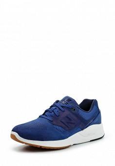 Кроссовки, New Balance, цвет: синий. Артикул: NE007AMPDJ52. Мужская обувь