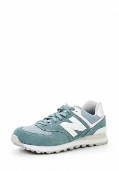 Кроссовки, New Balance, цвет: зеленый. Артикул: NE007AMPDJ79. Мужская обувь