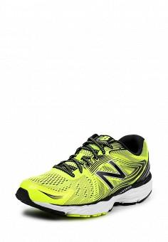 Кроссовки, New Balance, цвет: зеленый. Артикул: NE007AMPEC86. Мужская обувь