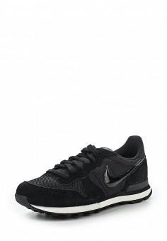 Кроссовки, Nike, цвет: черный. Артикул: NI464AWJFG94. Женская обувь / Кроссовки и кеды / Кроссовки