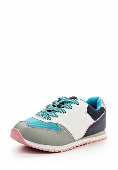 Кеды, oodji, цвет: мультиколор. Артикул: OO001AWMVK26. Женская обувь / Кроссовки и кеды / Кроссовки