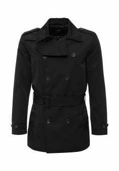 Куртка, oodji, цвет: черный. Артикул: OO001EMKML04. Мужская одежда / Верхняя одежда