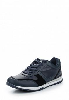 Кроссовки, Patrol, цвет: синий. Артикул: PA050AMQJX30. Мужская обувь / Кроссовки и кеды / Кроссовки