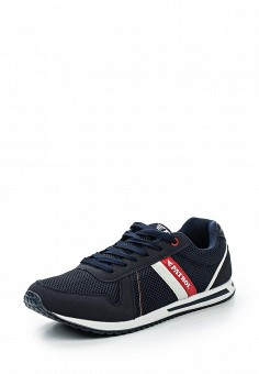 Кроссовки, Patrol, цвет: синий. Артикул: PA050AMQJX76. Мужская обувь / Кроссовки и кеды / Кроссовки
