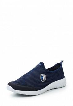 Кроссовки, Patrol, цвет: синий. Артикул: PA050AMQJY18. Мужская обувь / Кроссовки и кеды / Кроссовки