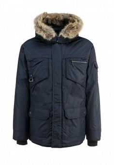 Пуховик, Pajar, цвет: синий. Артикул: PA998EMFXG79. Мужская одежда / Верхняя одежда / Пуховики и зимние куртки