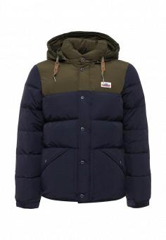 Пуховик, Penfield, цвет: синий. Артикул: PE018EMJTZ60. Мужская одежда / Верхняя одежда / Пуховики и зимние куртки
