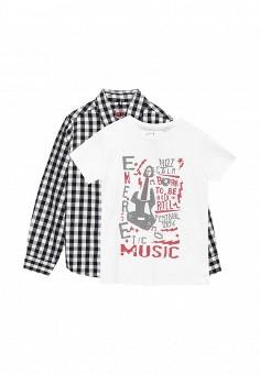 Комплект рубашка и футболка