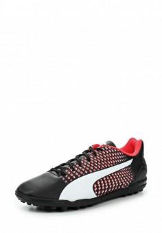 Шиповки, Puma, цвет: черный. Артикул: PU053AUQOX70. Женская обувь / Кроссовки и кеды / Кроссовки