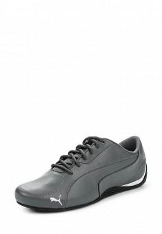 Кроссовки, Puma, цвет: серый. Артикул: PU053AUQOY23. Женская обувь / Кроссовки и кеды / Кроссовки