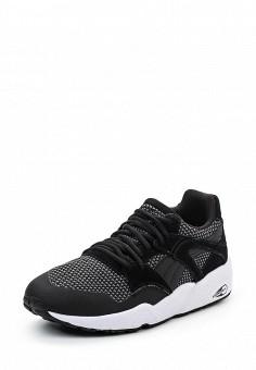 Кроссовки, Puma, цвет: черный. Артикул: PU053AUQOY33. Женская обувь / Кроссовки и кеды / Кроссовки