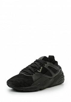 Кроссовки, Puma, цвет: черный. Артикул: PU053AWQOW90. Женская обувь / Кроссовки и кеды / Кроссовки