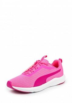 Кроссовки, Puma, цвет: розовый. Артикул: PU053AWQOX06. Женская обувь / Кроссовки и кеды / Кроссовки