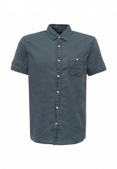 Рубашка, Quiksilver, цвет: синий. Артикул: QU192EMPVD80. Мужская одежда / Рубашки