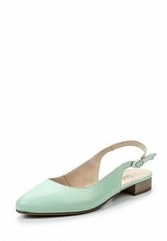 Туфли, Ralf Ringer, цвет: мятный. Артикул: RA084AWRRS97.