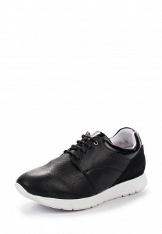 Кроссовки, Ralf Ringer, цвет: черно-белый. Артикул: RA084AWRRT22.