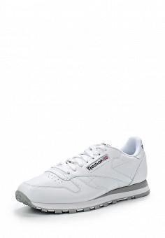 Кроссовки, Reebok Classics, цвет: белый. Артикул: RE005AMBJX37. Женская обувь / Кроссовки и кеды / Кроссовки