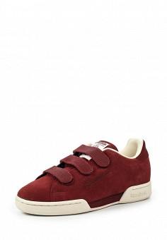 Кроссовки, Reebok Classics, цвет: бордовый. Артикул: RE005AUQJI70. Женская обувь / Кроссовки и кеды / Кроссовки
