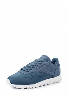 Кроссовки, Reebok Classics, цвет: синий. Артикул: RE005AWQJI90. Женская обувь / Кроссовки и кеды / Кроссовки