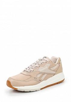 Кроссовки, Reebok Classics, цвет: бежевый. Артикул: RE005AWQJI97. Женская обувь / Кроссовки и кеды / Кроссовки