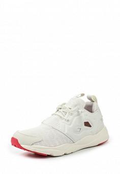 Кроссовки, Reebok Classics, цвет: белый. Артикул: RE005AWQJJ03. Женская обувь / Кроссовки и кеды / Кроссовки