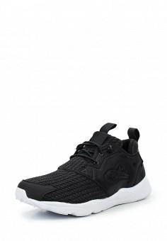 Кроссовки, Reebok Classics, цвет: черный. Артикул: RE005AWUOZ60. Женская обувь / Кроссовки и кеды / Кроссовки