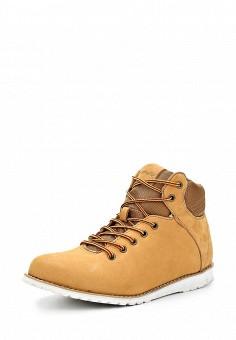 Ботинки, Reflex, цвет: коричневый. Артикул: RE024AMDGH98. Мужская обувь / Ботинки и сапоги