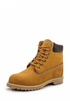 Ботинки, Reflex, цвет: коричневый. Артикул: RE024AMGPG05. Мужская обувь / Ботинки и сапоги
