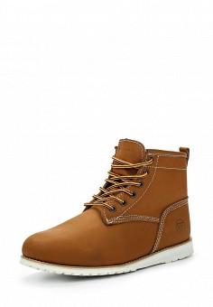 Ботинки, Reflex, цвет: коричневый. Артикул: RE024AMGPG06. Мужская обувь / Ботинки и сапоги