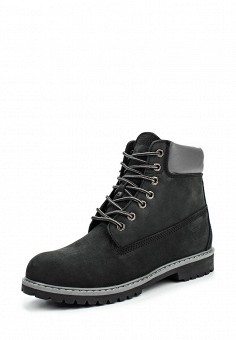 Ботинки, Reflex, цвет: черный. Артикул: RE024AMNGE01. Мужская обувь / Ботинки и сапоги