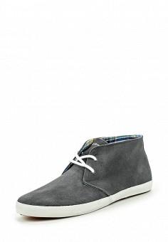 Ботинки, Reflex, цвет: серый. Артикул: RE024AMNGE05. Мужская обувь / Ботинки и сапоги