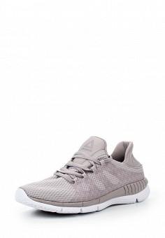 Кроссовки, Reebok, цвет: серый. Артикул: RE160AWQJV64. Женская обувь / Кроссовки и кеды