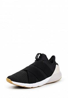 Кроссовки, Reebok, цвет: черный. Артикул: RE160AWQJV74. Женская обувь / Кроссовки и кеды