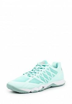 Кроссовки, Reebok, цвет: мятный. Артикул: RE160AWQJV79. Женская обувь / Кроссовки и кеды