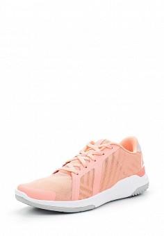Кроссовки, Reebok, цвет: розовый. Артикул: RE160AWUPR60. Женская обувь / Кроссовки и кеды