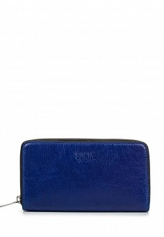 Кошелек, Sonia by Sonia Rykiel, цвет: синий. Артикул: SO018BWOMN46. Sonia by Sonia Rykiel