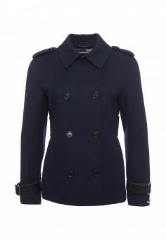 Пальто, Sportmax Code, цвет: синий. Артикул: SP027EWORC78. Премиум / Одежда / Верхняя одежда / Пальто