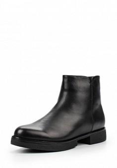 Полусапоги, Tervolina, цвет: черный. Артикул: TE007AWNMS27. Женская обувь / Сапоги